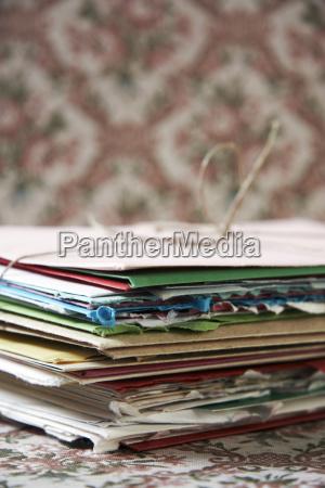 bestellen ordern ordnung stapel stack wiederverwertung