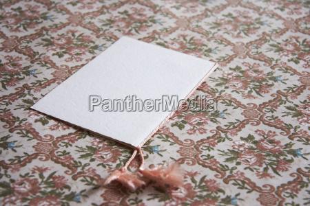 rohes blatt papier nahaufnahme