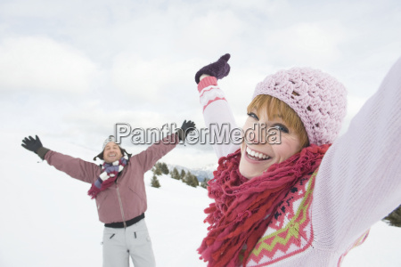 italy south tyrol seiseralm couple in