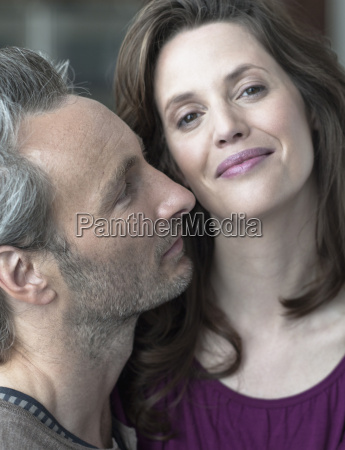 aleman hamburgo pareja enamorada retrato
