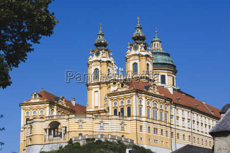 austria lower austria melk abbey