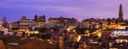 portugal norte porto old town of