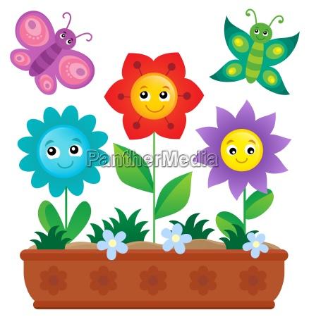 flower box theme image 2
