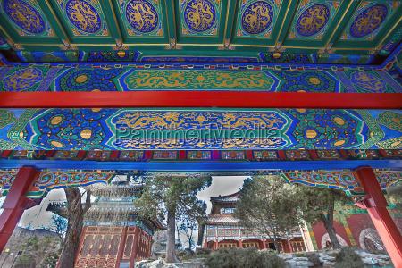 beihai park in peking china