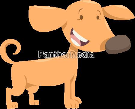 big dog cartoon character