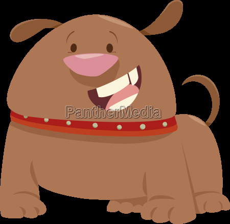 dog pet animal character