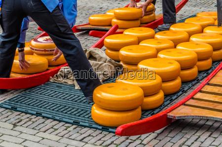 alkmaar die niederlande 22 april