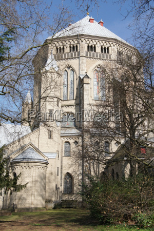 church of st gereon cologne germany