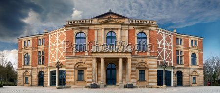bayreuth wagner festival theatre
