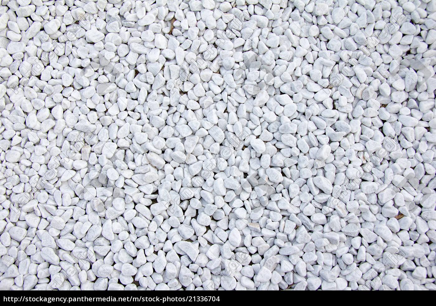 kies steine weiss als hintergrund lizenzfreies foto 21336704 bildagentur panthermedia. Black Bedroom Furniture Sets. Home Design Ideas