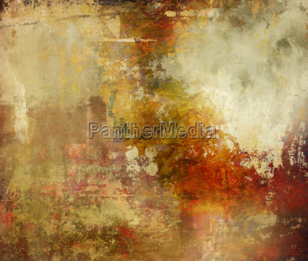 painting colors subdued