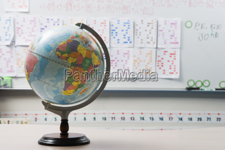 globus im grundschule