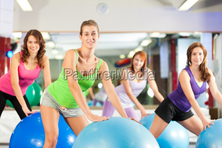 gym fitness women training and