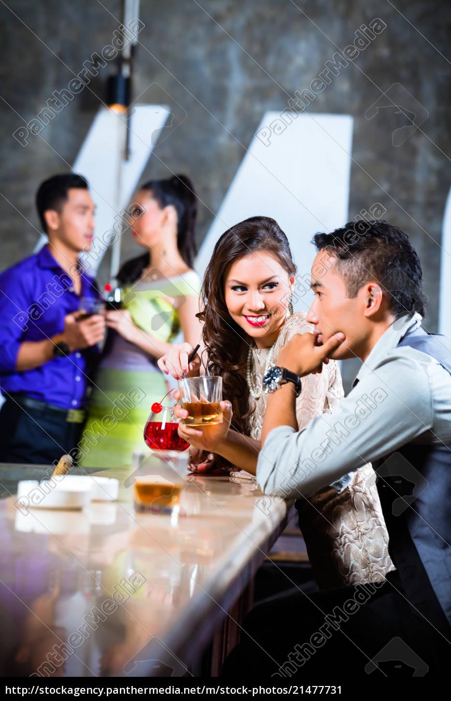 Dating-Schichten