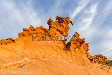 usa nevada little finland sandstone rock