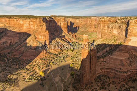 usa arizona navajo nation chinle canyon