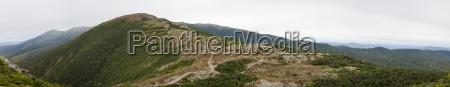 panorama von mount eisenhower