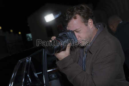 fotograf bei media event