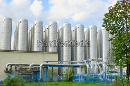 industrielles abwasserbehandlungssystem zur wasserreinigung