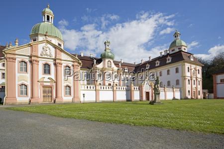 klosterstift st marienthal in ostritz oberlausitz