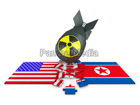 puzzles of north korea and