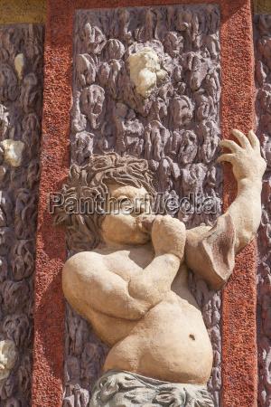 denkmal monument barock prag outdoor freiluft