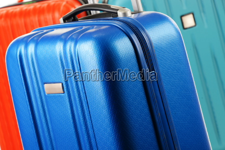 plastic travel suitcases hand luggage