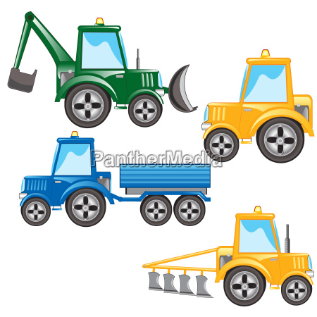 viel traktoren