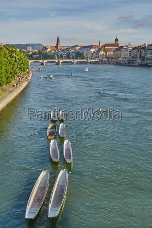 view of basel switzerland