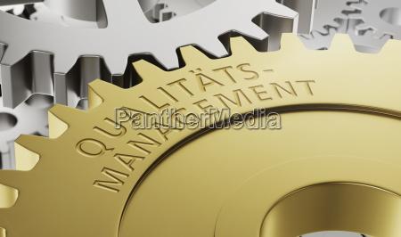 zahnraeder qualitaetsmanagement