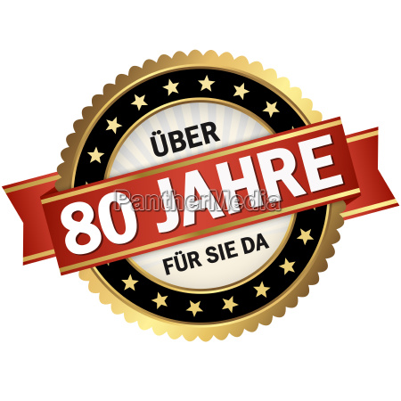 quality seal ueber 80 jahre