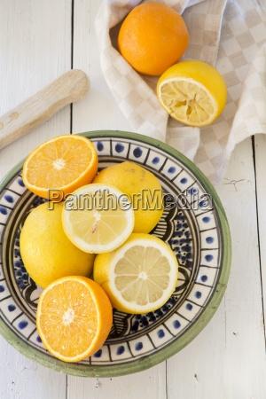 stilleben einige mehrere ein paar orange