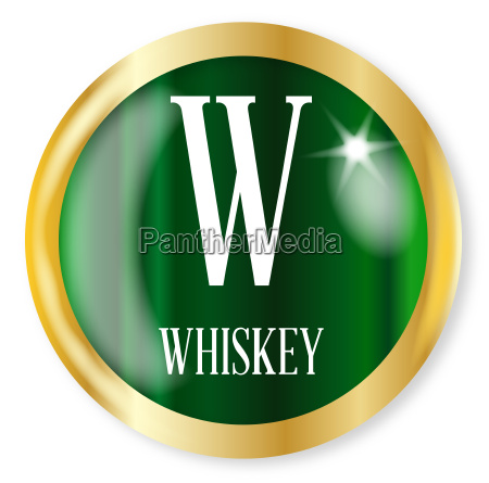 w for whiskey