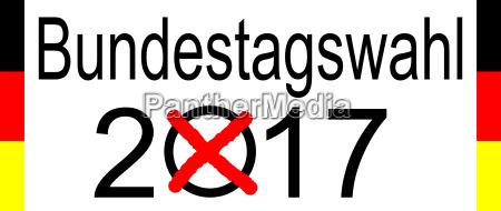 wybory w niemczech 2017 na bialym