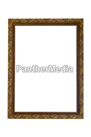 rectangle gilded picture frame