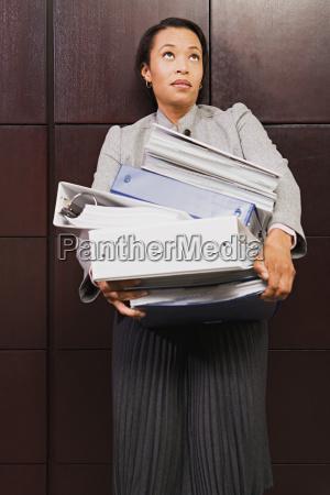 karriere weiblich arbeitsplatz frust chaos fotografie