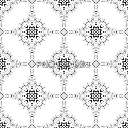seamless texture on white element for