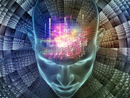 visualization of digital identity