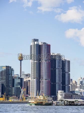 australia new south wales sydney city