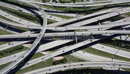 usa texas san antonio aerial view