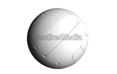 volleyball freigestellt