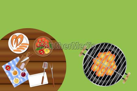 ready to grill konzept