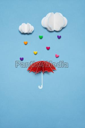 regnerische liebe