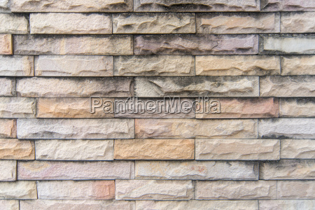 brown marble brick wall abstract for