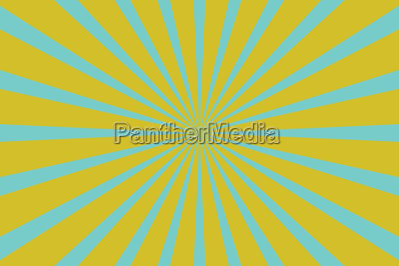 yellow blue pop art background with