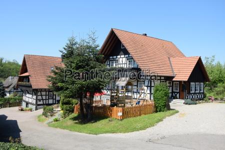 haeuser in sasbachwalden