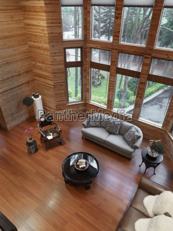 haus gebaeude architektonisch innen zuhause wohnhaus