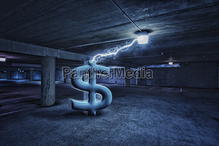 dollar dollars innen moebel symbolisch farbe