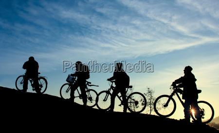 freundschaft sport berge spitze zacke outdoor