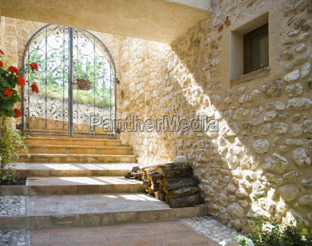 schloss treppe treppen haeuser lebensstil stein